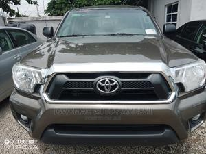 Toyota Tacoma 2014 Brown | Cars for sale in Lagos State, Amuwo-Odofin
