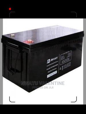 Mercury 200ah 12v Inverter Battery   Solar Energy for sale in Lagos State, Ojo