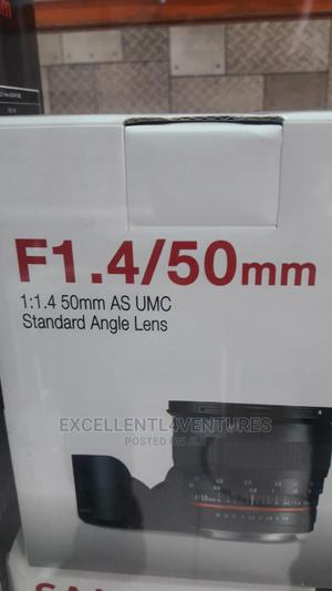 Samyang F1.4/50mm | Accessories & Supplies for Electronics for sale in Lagos State, Ikeja
