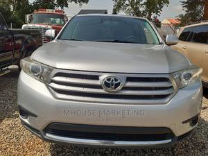 Toyota Highlander 2011 SE Silver | Cars for sale in Abuja (FCT) State, Gwarinpa