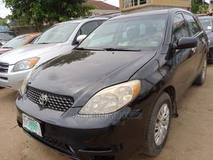 Toyota Matrix 2004 Black | Cars for sale in Lagos State, Ikeja