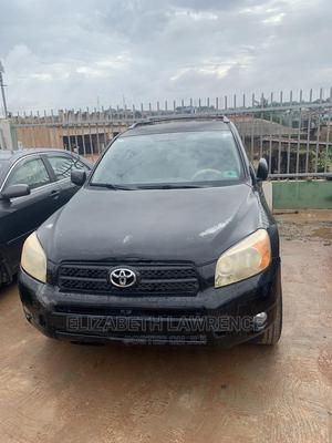 Toyota RAV4 2008 2.0 VVT-i Black | Cars for sale in Lagos State, Agege