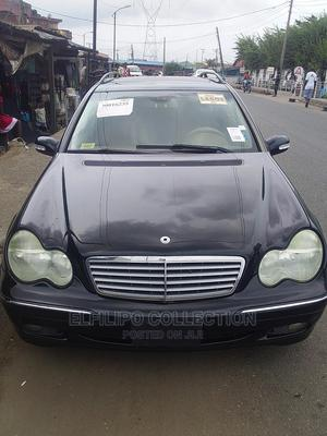 Mercedes-Benz C240 2005 Black | Cars for sale in Lagos State, Isolo