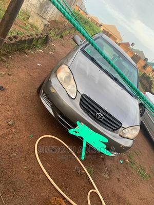 Toyota Corolla 2004 Sedan Automatic Gray | Cars for sale in Kwara State, Ilorin South