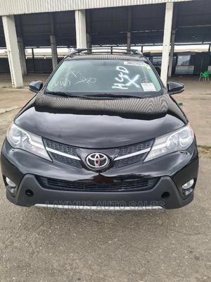 Toyota RAV4 2014 Black | Cars for sale in Lagos State, Amuwo-Odofin