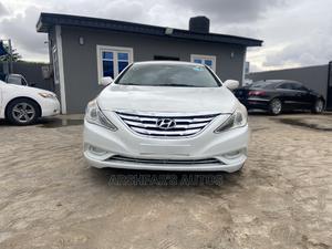Hyundai Sonata 2012 White | Cars for sale in Lagos State, Ifako-Ijaiye