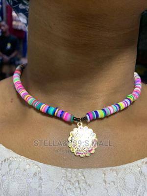 Multicolored Choker Pendant | Jewelry for sale in Lagos State, Lagos Island (Eko)
