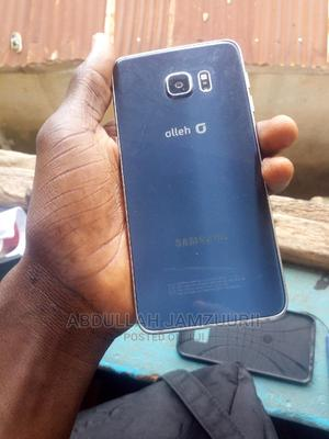 Samsung Galaxy S6 Edge Plus 32 GB Black | Mobile Phones for sale in Oyo State, Ibadan