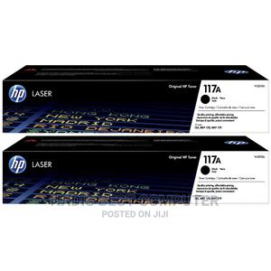 Genuine HP 117A Toner Cartridge   Accessories & Supplies for Electronics for sale in Lagos State, Apapa