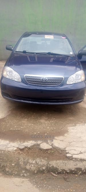 Toyota Corolla 2005 CE Blue | Cars for sale in Lagos State, Alimosho