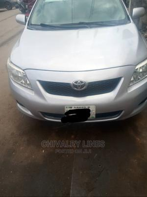 Toyota Corolla 2008 Silver | Cars for sale in Lagos State, Maryland
