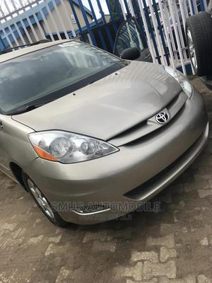 Toyota Sienna 2008 LE Gold | Cars for sale in Lagos State, Egbe Idimu