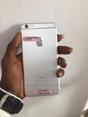 Apple iPhone 6 Plus 64 GB Silver | Mobile Phones for sale in Ondo State, Akure