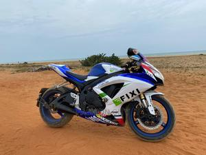 Suzuki GSX 2010 Blue | Motorcycles & Scooters for sale in Lagos State, Ajah