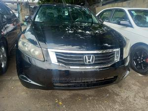 Honda Accord 2009 2.4 EX Black | Cars for sale in Lagos State, Surulere