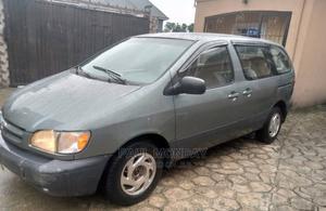 Toyota Sienna 2002 Blue   Cars for sale in Akwa Ibom State, Uyo