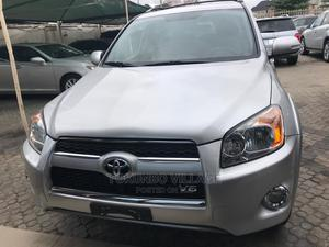 Toyota RAV4 2010 2.5 Limited Silver | Cars for sale in Lagos State, Amuwo-Odofin
