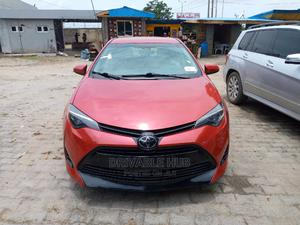 Toyota Corolla 2018 LE (1.8L 4cyl 2A) Red   Cars for sale in Lagos State, Amuwo-Odofin