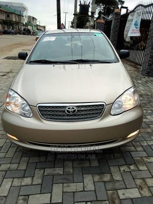 Toyota Corolla 2005 Gold | Cars for sale in Lagos State, Ogudu