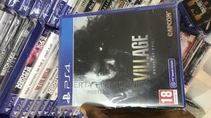 Resident Evil Village Ps4 Cd | Video Games for sale in Abuja (FCT) State, Gwarinpa