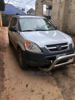 Honda CR-V 2004 Silver | Cars for sale in Rivers State, Port-Harcourt