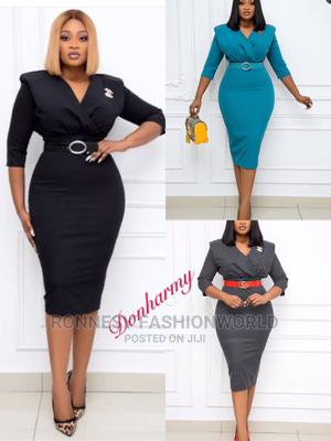 New Female Quality Fitted Gown | Clothing for sale in Lagos State, Ikeja