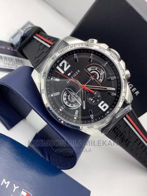 Tommy Hilfiger Robber Wacht   Watches for sale in Lagos State, Lagos Island (Eko)