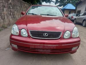 Lexus GS 2000 300 Red   Cars for sale in Lagos State, Surulere