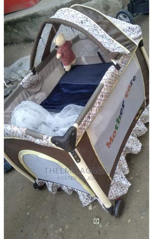 Baby Play Pen/Cot | Children's Furniture for sale in Edo State, Benin City