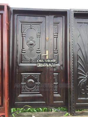 Parlour Design Iron Double Door | Doors for sale in Bayelsa State, Yenagoa