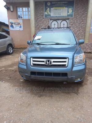 Honda Pilot 2006 Blue | Cars for sale in Lagos State, Surulere