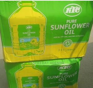 Ktc Sunflower Oil | Meals & Drinks for sale in Lagos State, Surulere