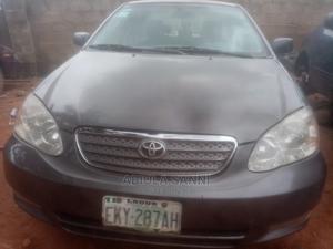 Toyota Corolla 2006 CE Gray | Cars for sale in Oyo State, Ibadan