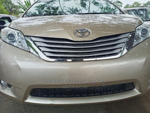 Toyota Sienna 2013 Limited FWD 7-Passenger Gold | Cars for sale in Lagos State, Amuwo-Odofin