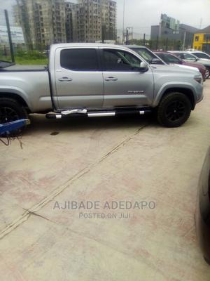 Toyota Tacoma 2017 Gray | Cars for sale in Lagos State, Ajah