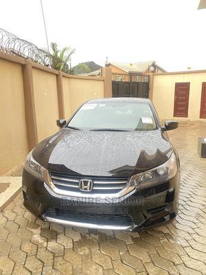 Honda Accord 2014 Black | Cars for sale in Lagos State, Alimosho
