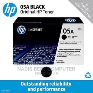Genuine HP 05A Toner Cartridge   Accessories & Supplies for Electronics for sale in Lagos State, Ikoyi
