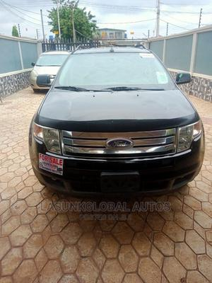 Ford Edge 2007 SE 4dr FWD (3.5L 6cyl 6A) Black | Cars for sale in Lagos State, Abule Egba