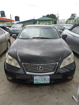 Lexus ES 2008 350 Black   Cars for sale in Lagos State, Ogba