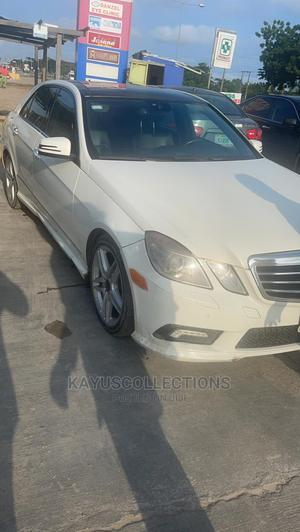 Mercedes-Benz E350 2013 White   Cars for sale in Lagos State, Ajah