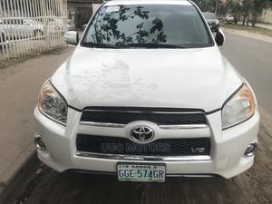 Toyota RAV4 2010 3.5 4x4 White   Cars for sale in Lagos State, Amuwo-Odofin