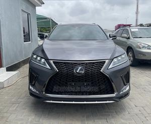 Lexus RX 2020 350L 4WD Blue | Cars for sale in Lagos State, Ikeja