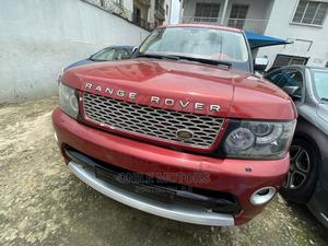 Land Rover Range Rover Sport 2013 HSE 4x4 (5.0L 8cyl 6A) Red | Cars for sale in Lagos State, Ikeja