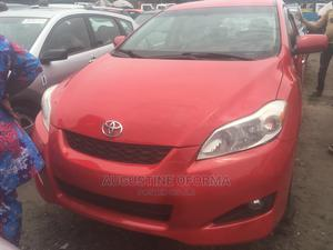 Toyota Matrix 2009 Red | Cars for sale in Lagos State, Apapa