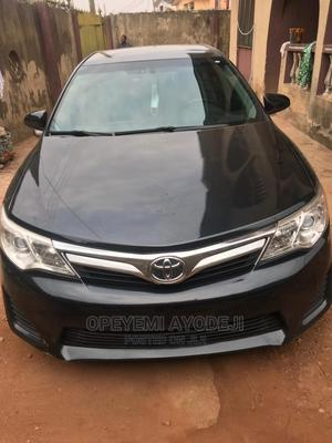 Toyota Camry 2014 Black | Cars for sale in Lagos State, Egbe Idimu