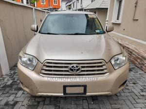 Toyota Highlander 2010 SE Gold | Cars for sale in Lagos State, Magodo