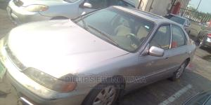 Honda Accord 1997 Gold   Cars for sale in Lagos State, Ajah