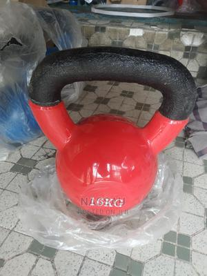 Piece of 16kg Kettlebell | Sports Equipment for sale in Lagos State, Ikeja