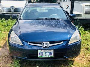 Honda Accord 2005 Automatic Blue | Cars for sale in Abuja (FCT) State, Gwarinpa