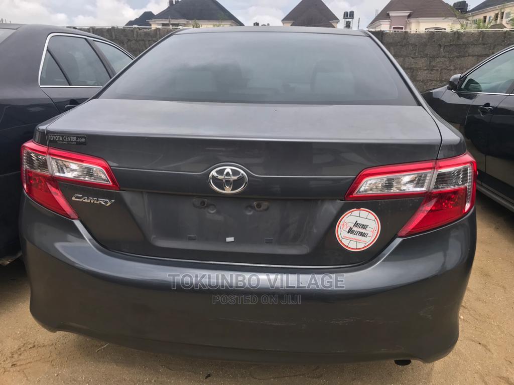 Toyota Camry 2012 Gray   Cars for sale in Amuwo-Odofin, Lagos State, Nigeria